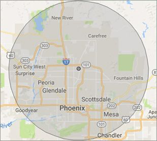 Mobile Computer Repair Area around Phoenix, AZ